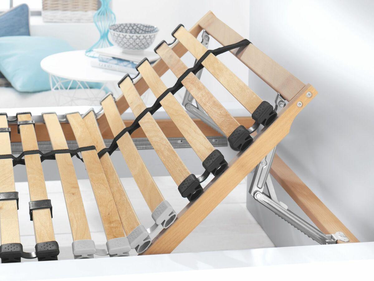 Bild 3 von LIVARNO LIVING® 7-Zonen-Lattenrost mit Härtegradverstellung, 100 x 200 cm