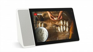 "Lenovo Smart Display SD-8501F ,  20,32 cm (8""), FHD, Lautsprecher, grau"