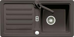 Eurodomo Einbauspüle Prima 45 | B-Ware - der Artikel ist neu - Verpackung beschädigt