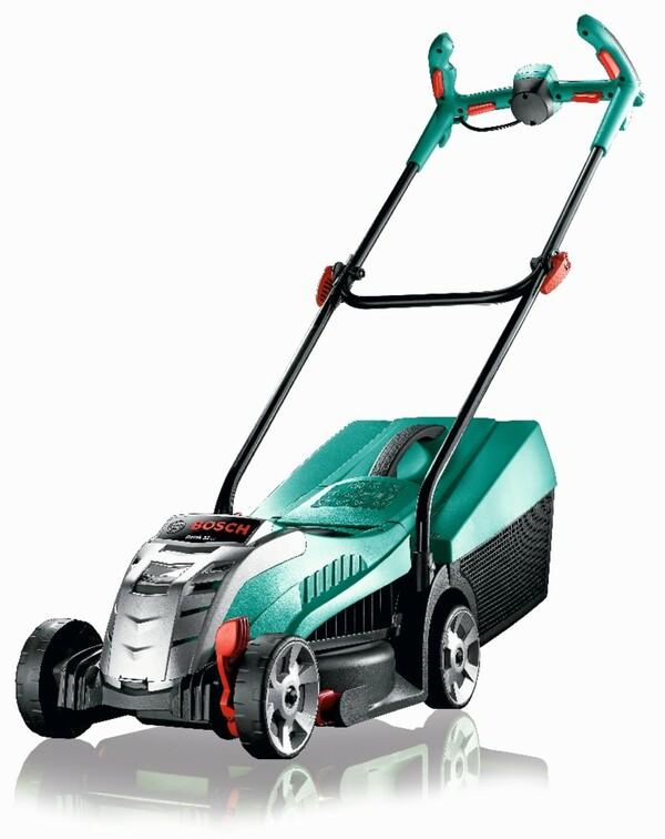 Bosch Akku-Rasenmäher Rotak 32 Li | B-Ware - der Artikel wurde 1x getestet und ist technisch einwandfrei - volle gesetzliche Gewährleistung