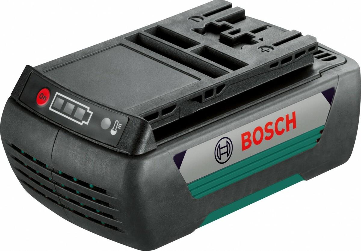 Bild 2 von Bosch Akku-Rasenmäher Rotak 32 Li | B-Ware - der Artikel wurde 1x getestet und ist technisch einwandfrei - volle gesetzliche Gewährleistung