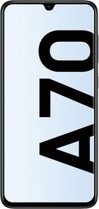 Samsung Galaxy A70 Smartphone schwarz