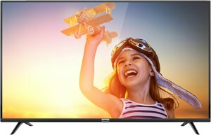 TCL 65DP600 164 cm (65´´) LCD-TV mit LED-Technik schwarz / A+
