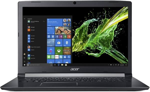 Acer Aspire 5 (A517-51G-54UX) 43,94 cm (17,3´´) Notebook schwarz