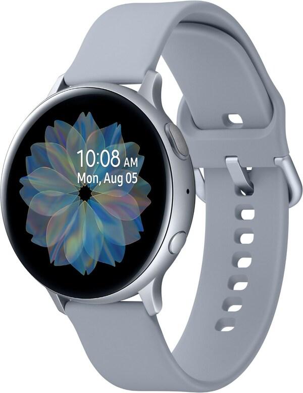 Samsung Galaxy Watch Active2 (44mm) Smartwatch cloud silver
