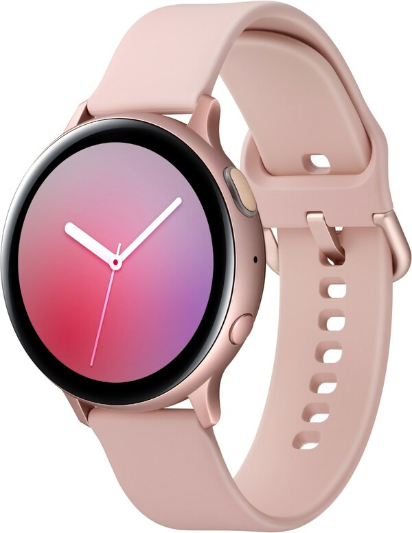 Samsung Galaxy Watch Active2 (44mm) Smartwatch lily gold