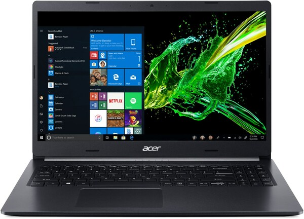 Acer Aspire 5 (A515-54G-772F) 39,62 cm (15,6´´) Notebook schwarz