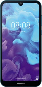 Huawei Y5 2019 Smartphone sapphire blue