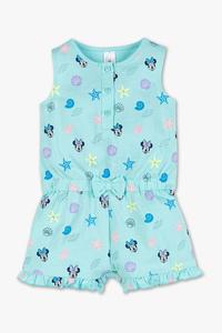 Minnie Maus - Baby-Jumpsuit - Bio-Baumwolle