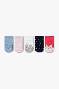Baby Club         Baby-Socken - 5er Pack