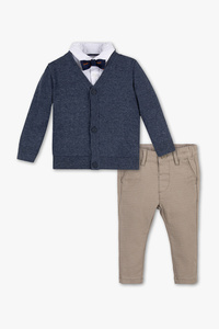 Baby Club         Baby-Outfit - 4 teilig