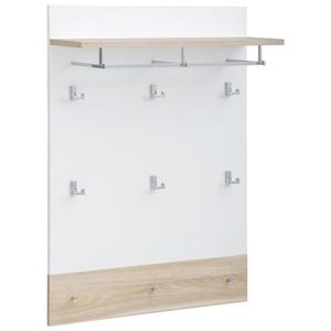 vito Garderoben-Paneel SWAG 79 x 107 x 25 cm Holznachbildung eichebraun