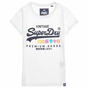 Superdry. Damen T-Shirt mit Print