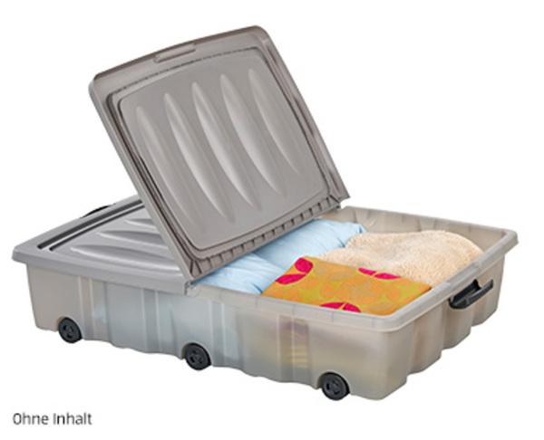 EASY HOME®  Unterbett Aufbewahrungsbox