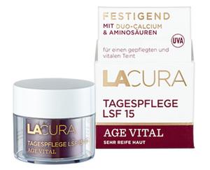 LACURA AGE VITAL Gesichtspflege