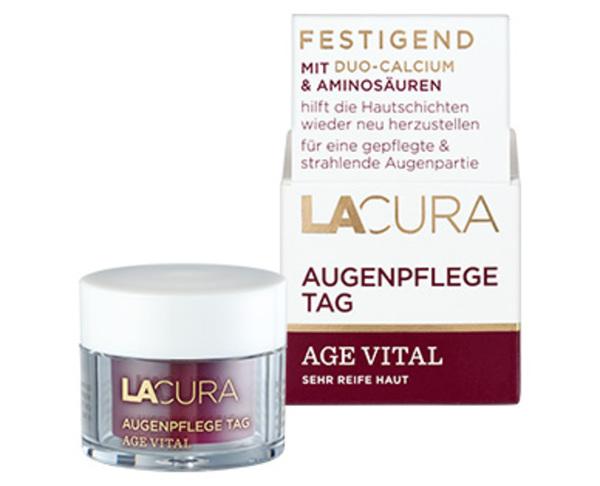 LACURA AGE VITAL Augenpflege