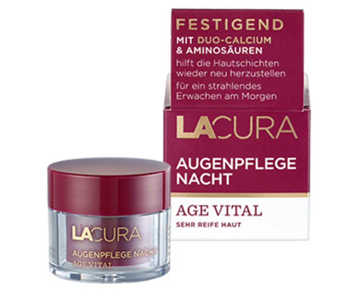 Bild 2 von LACURA AGE VITAL Augenpflege