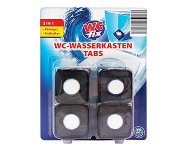WC fix WC-Wasserkasten-Tabs