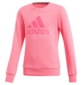 adidas             Sweatshirt, Logo, für Mädchen