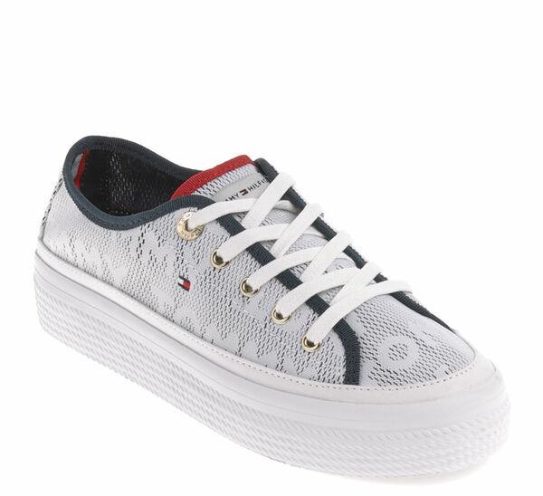 Tommy Hilfiger Plateau Sneaker
