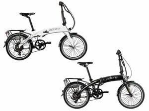 KS Cycling E-Bike Alu Klapprad Pedelec Cologne, 20 Zoll