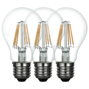 Boxxx LED-LEUCHTMITTEL E27 6 W, Weiß