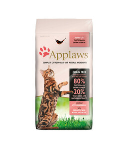 Applaws Adult Cat Grain Free, Trockenfutter, 7,5 kg