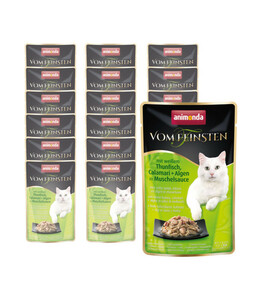 animonda Nassfutter Vom Feinsten Adult, 18 x 50g