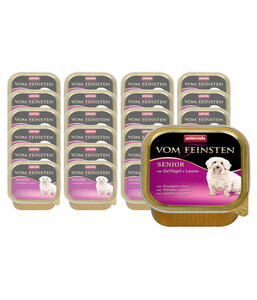 animonda Nassfutter Vom Feinsten Senior, 22 x 150g