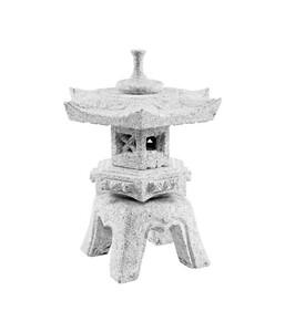 Dehner Granit-Laterne Rokkaku Yu