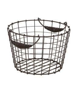 Dehner Metall-Deko-Drahtkorb