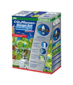 Dennerle CO2 Pflanzendünge-Set Mehrweg 600 Quantum