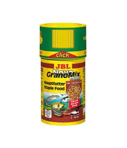 JBL NovoGranoMix mini Click Fischfutter, 100 ml