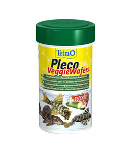 Tetra Fischfutter Pleco VeggieWafers