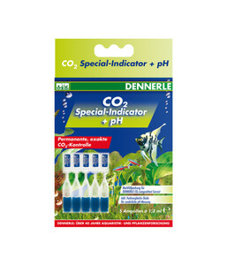 Dennerle CO2 Special-Indicator + pH