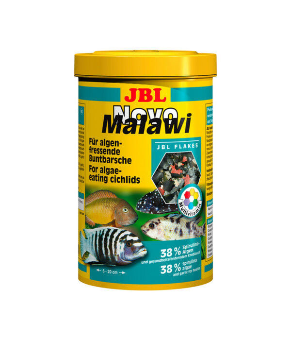 JBL NovoMalawi Fischfutter