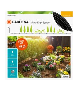 GARDENA Micro-Drip-System Start-Set Pflanzreihe S