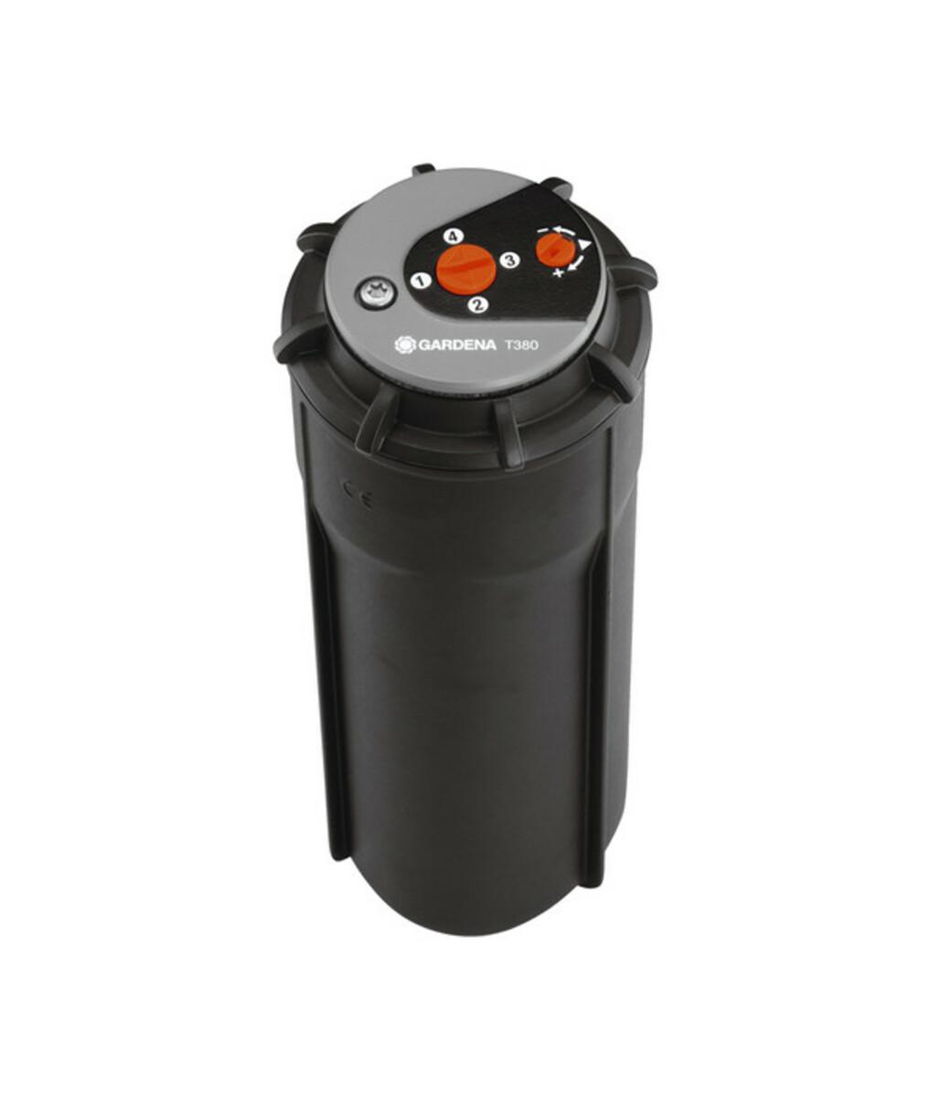 Bild 3 von GARDENA Sprinklersystem Turbinen-Versenkregner T 380