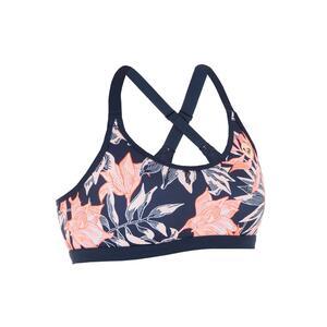 Bikini-Oberteil Bustier Roxy Vivian gekreuzte verstellbare Rückenträger Damen