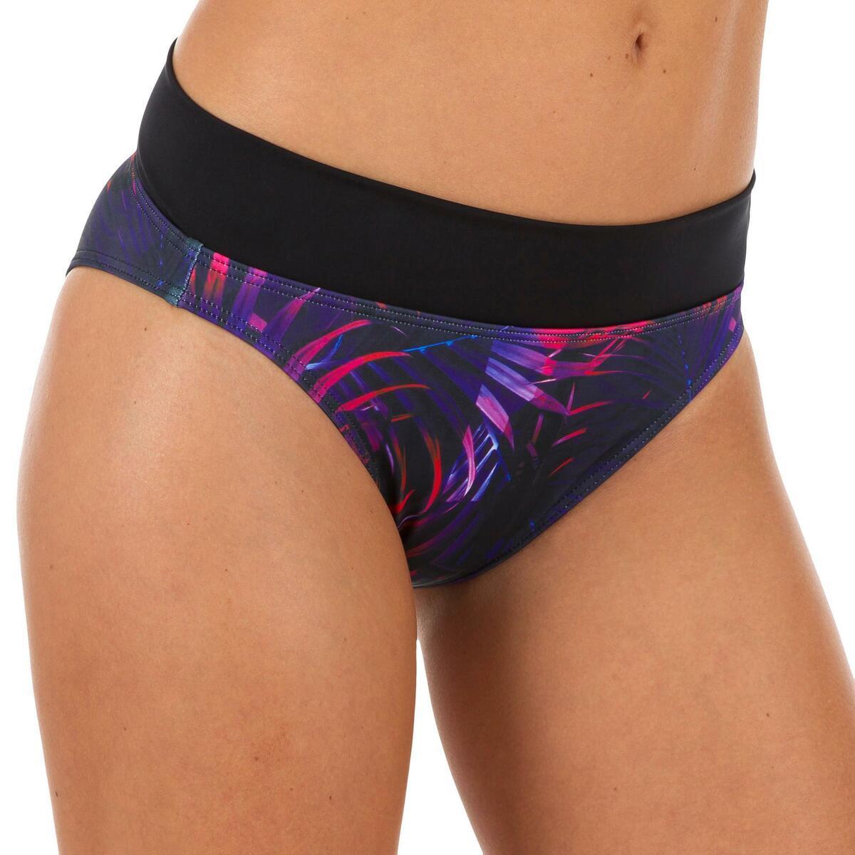 Bild 4 von Bikini-Hose Nao Palmi hoher Taillenbund mit Revers Damen