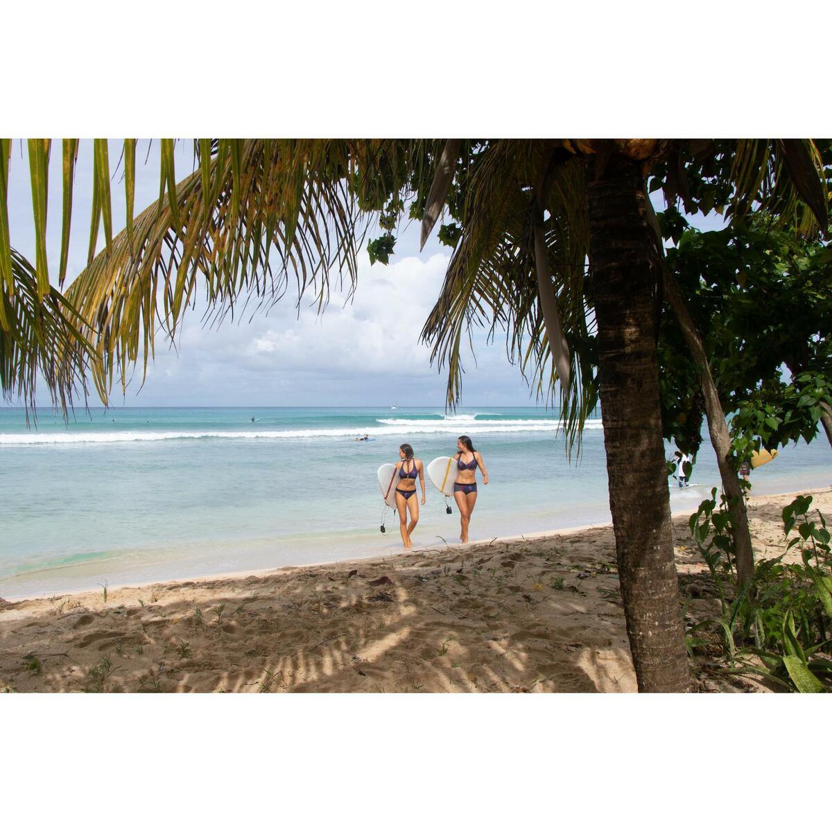 Bild 5 von Bikini-Hose Nao Palmi hoher Taillenbund mit Revers Damen