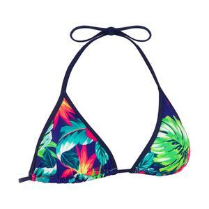 Bikini-Oberteil Triangel Mae Bora verschiebbar mit herausnehmbaren Schalen Damen