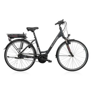 E-Bike 28 Riverside City Nexus 8 Active Plus 400 Wh Rücktritt anthtrazit
