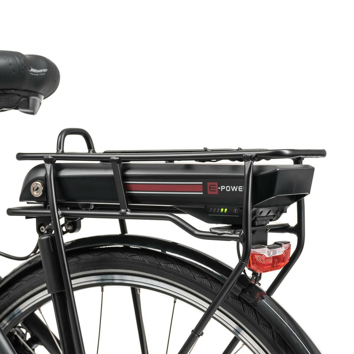 Bild 3 von E-Bike 28 Riverside City Nexus 8 Active Plus 400 Wh Rücktritt anthtrazit