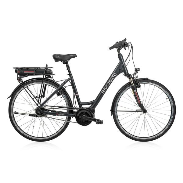 E-Bike 28 Riverside City Nexus 8 Active Plus 400 Wh Freilauf