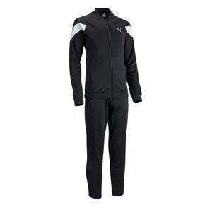 Trainingsanzug schwarz