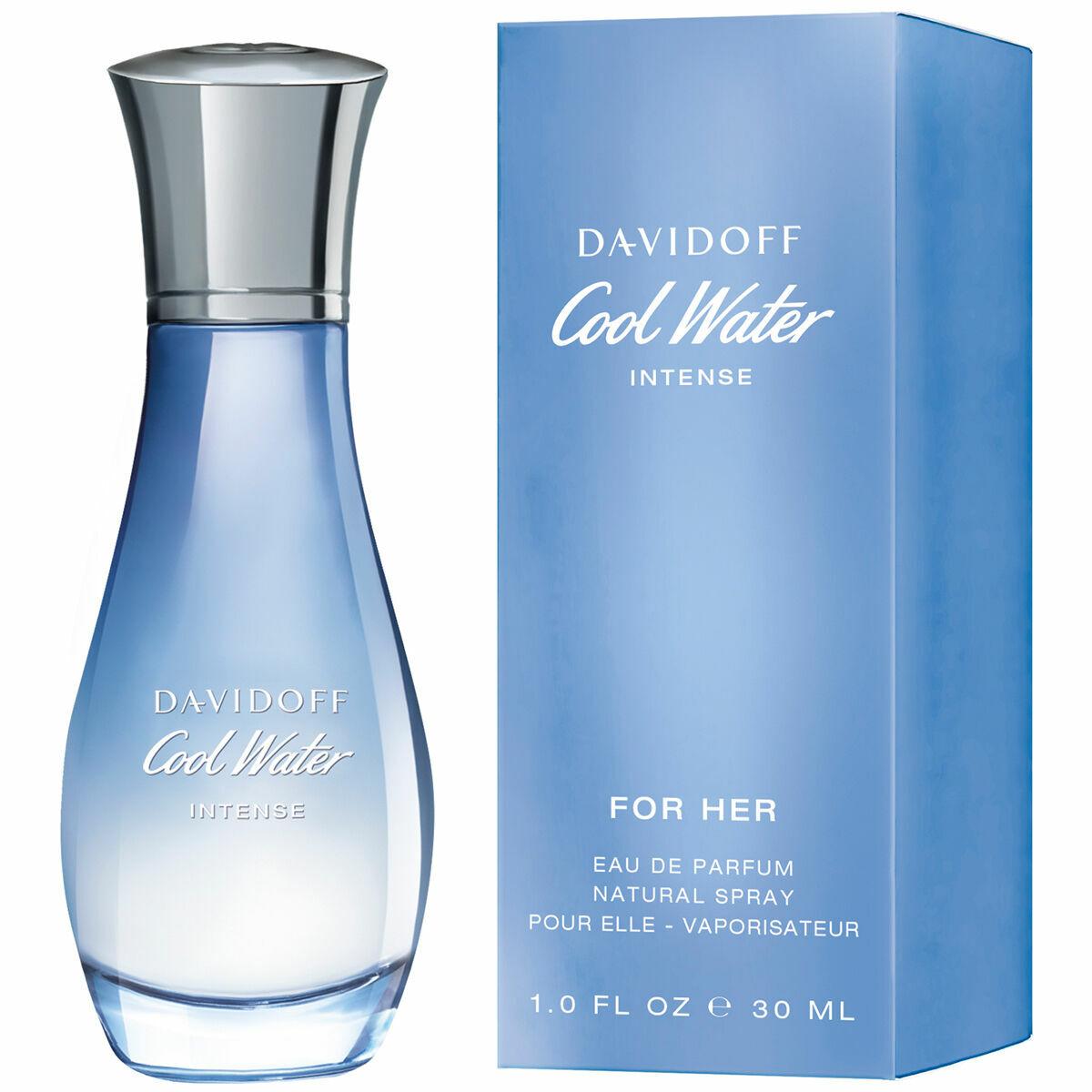 Bild 3 von Davidoff Cool Water Intense for Her, Eau de Parfum