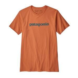 Patagonia M' S TEXT LOGO ORGANIC T-SHIRT Männer - T-Shirt