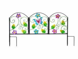 """Beetbegrenzung """"Butterfly"""", 3er-Set"""