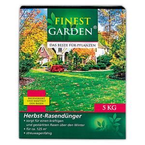 Finest Garden Herbst-Rasendünger